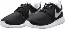 [599728-021] NIKE ROSHE ONE GS GRADE SCHOOL BLACK METALLIC SILVER WHITE 4Y-7Y