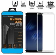 Samsung Galaxy S8/S8 Plus Note 8 Screen Protector Tempered Glass Curved 3D Glass