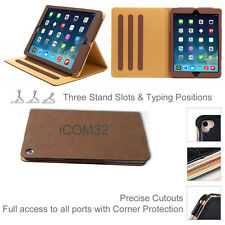 "Luxury Magnetic Leather Smart Case Cover For New Apple iPad 9.7"" 5th Generation"