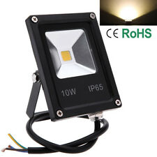 LED Flood Light 10W IP65 Outdoor Garden Landscape Yard Warm White~Cool White~RGB