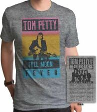 Tom Petty Concert T-shirt – Tom Petty and the Heartbreakers Full Moon Fever Live