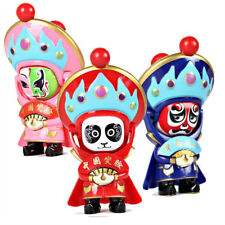 Traditional Creative Chinese Opera Face Changing Doll Sichuan Opera Figure Toy