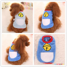 Teacup Dog Clothes Coat Puppy Cat Hoodie for chihuahua maltese Yorkie XXXS/XXS