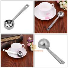 15ML/30ML Coffee Scoop Thicken Stainless Steel Tablespoon Measuring Spoon