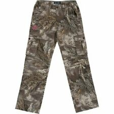 RealTree Max-1 XT Cargo Camo Jeans Pants Draw Cord Women's Size Large or XXL