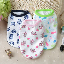 No down, pet clothes, milk dog clothes, puppy vest, cat clothes, dog clothes