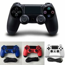 Wired Game controller for Sony PS4 Controller PlayStation Joystick Gamepad US #T