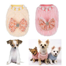 XXXS/XXS Dog Clothes Winter Hoodie Coat Sweater for Cat Yorkie chihuahua Teacup