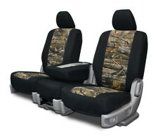 Custom Fit Seat Cover for Buick GS 455 In Realtree Front & Rear