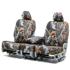 Custom Fit Seat Cover for Buick GS 350 In Mossy Oak Front & Rear
