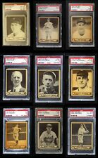 1940 Play Ball 1940 Play Ball Partial Complete Set VG+