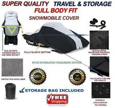 Full Fit Snowmobile Sled Cover POLARIS XCR 600 SP 1996-1997