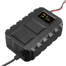12V 20A US/EU Plug Car Battery Lead Acid Charger Vehicle Motorcycle Intelligent