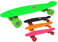 "Skateboard Longboard RETRO 22 "" roll-board Skate Board Mini Crusier ABEC-7 #3625"