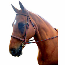 Kincade Padded Fancy Stitched Bridle