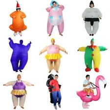 Adult Inflatable Blowup Costume Cosplay Halloween Carnival Party Fancy Dress