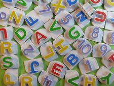 Leap Frog Letter Factory Non Magnetic Letter Replacement