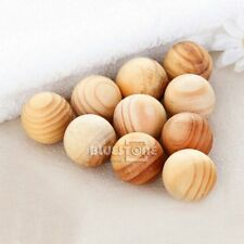 Lot 40Pcs Cedar Wood Cedarwood Chips Bug Repellent Moth Balls Protection Camphor