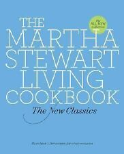 THE MARTHA STEWART LIVING COOKBOOK -SIGNED by MARTHA STEWART!!!