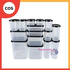 Tupperware 15 Pcs Modular Mates Oval Square Complete Kitchen Set + Mystery Gift