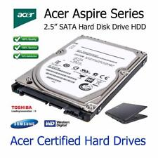 """160GB Acer Aspire 5520 2.5"""" SATA Laptop Hard Disc Drive HDD Upgrade Replacement"""