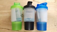 16oz. Smart Protein Shake Protein Shaker Blender Mixer BPA Free Blender Bottle