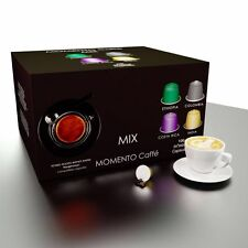 New Nespresso Compatible Coffee Capsule pod .4 blend/ flavor Kosher NIB
