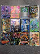 Pokemon Cards. EX, GX, Rare, Uncommon. Various Sets. Pick Your Own Cards