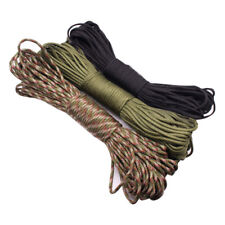 100FT 550 Paracord Parachute Cord Lanyard Rope 7 Core Strand Survival Outdoor