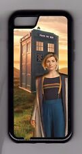 Jodie Whittaker 13th Doctor Who Tardis  Apple iPhone or iPod case or wallet