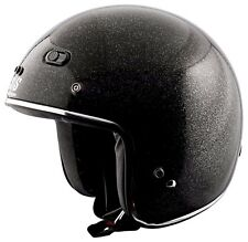 Speed And Strength Open Face Helmet SS600 Metal Flake, NIB, Free 3-Snap Shield