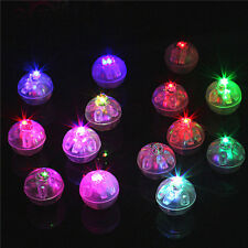 50PCS Set LED Ball Lamps Balloon Light Lamp Colorful Paper Lantern Wedding Party