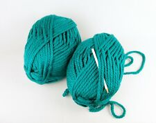 Wool blended Acrylic Yarn Chunky yarn Thick yarn for knitting 2x250g, 3 colors