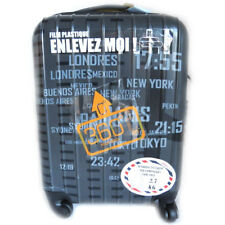 "Promo -30%, Murano [L9907] - Valise trolley ABS ""Murano"" gris (50 cm)"