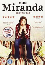 NEW - Miranda - Series 1-2 [DVD] Free Delivery