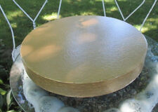 """Wedding Cake Stand """"Gold Floral Leaf"""" cake stand, plateau, riser, plate"""