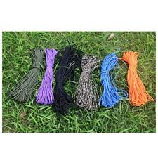 100ft/31m 7 Strand Parachute Cord Rope Lanyard for Camping Outdoor Survival DIY