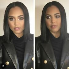 Soft Lace 100% Virgin Human Hair Wig Bob Straight Lace Front Wigs No Tangle Hair