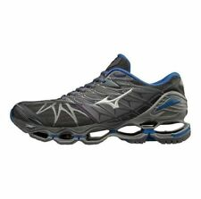 Mizuno Wave Prophecy 7 Nova Black/Gray Mens Running Tennis Shoes J1GC181703