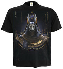 Spiral Origins - Anubis, Assassins Creed T-Shirt Black|Assassins Creed