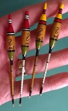 Handmade Traditional Vintage Style Fishing Floats. Gudgeon Avon Dace Bleak Float
