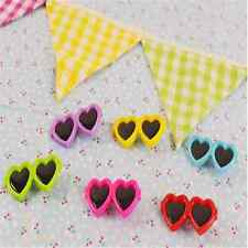 Pet Dog Bow Hair Clips Puppy Grooming Hairpin Boutique Sunglasses Accessories GW
