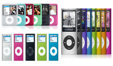 Apple iPod Nano 1ST 2ND 3RD 4TH 5TH Gen 2GB 4GB 8GB 16GB MP3 Player