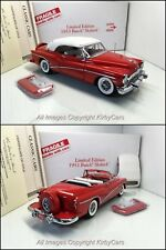 Danbury Mint 1953 BUICK SKYLARK CONVERTIBLE LE (of 5000)- NMIB/PAPERS! VERY RARE