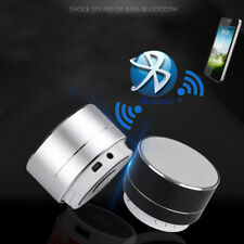 LED Mini Wireless Bluetooth Speaker USB Music Sound Subwoofer Box for Smartphone
