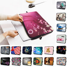 """CUTE 10"""" Inch Sleeve Bag Case Cover for 9.7"""" 10.1"""" Netbook iPad Tablet Laptop"""