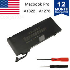 "A1322 Battery for Apple MacBook Pro 13"" A1278 MB990LL/A MB991LL/A MC724LL/A"