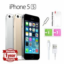 Apple iPhone 5S 16GB 32GB 64GB Factory Unlocked Smartphone - - Various Color AU