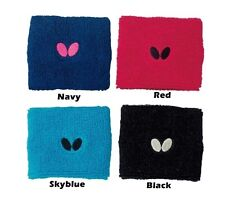 Butterfly Wrist Band Table Tennis Black Navy Red Skyblue Wristband 4 Color GYM