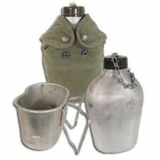 * Major French Canteen, Canteen Cup and Cover (MJR-08-4127)